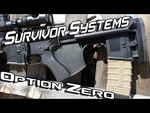 Survivor Systems Option Zero Review