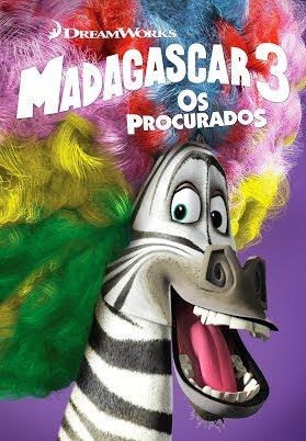 Assistir Madagascar 3