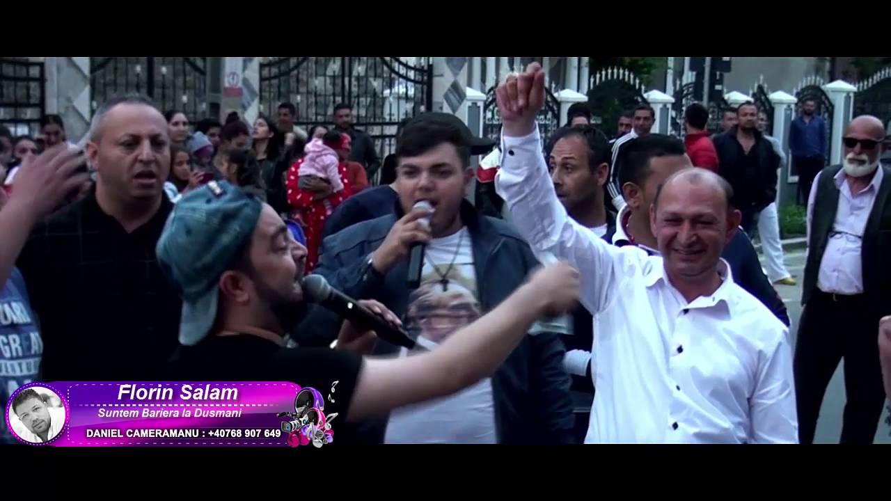 florin salam canta pentru benone alcapone