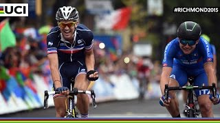 Men's Under 23 Road Race Highlights | 2015 Road World Championships – Richmond, USA