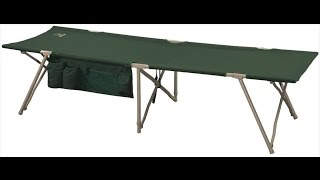 Кровать раскладушка туристическая GREENELL BD 3(, 2016-03-30T21:05:58.000Z)