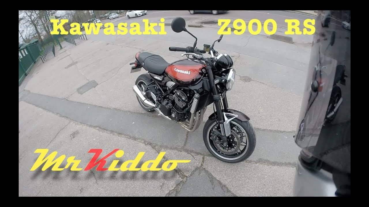 Test Riding The 2018 Kawasaki Z900 Rs Mrkiddo Thewikihow