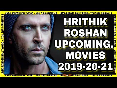 Hrithik Roshan Upcoming Movies 2019,2020 and 2021