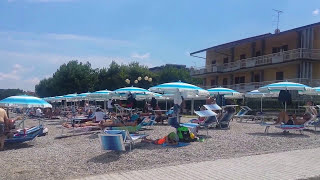 Spiaggia Romantica Manerba del Garda