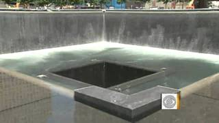 The Early Show - 9/11 Memorial waterfalls tested