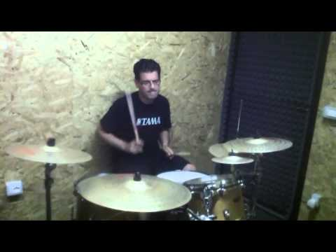 Antonio Marra - Test Tama Starclassic Jazz Set + New Ufip Natural