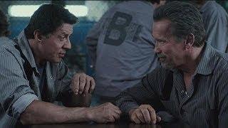 Stallone e Schwarzenegger insieme dietro le sbarre - cinema