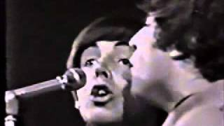 Beatles - Ticket to Ride (Live at Wembley 1965)