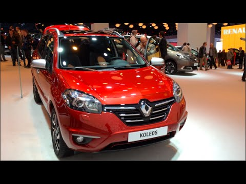 renault koleos 2015 in detail review walkaround interior exterior youtube. Black Bedroom Furniture Sets. Home Design Ideas
