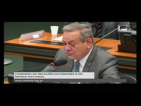 RELAÇÕES EXTERIORES E DE DEFESA NACIONAL - Reunião Deliberativa - 20/09/2016 - 10:52