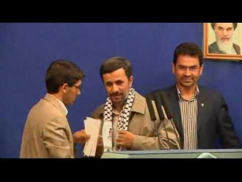 Iran says Mideast peace talks doomed to fail