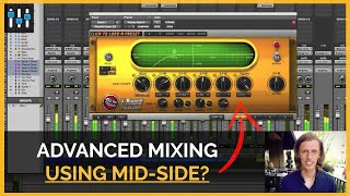Mid-Side (MS) Mixing Tips: EQ & Compression