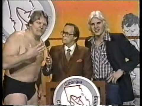 Stan Hansen & Tommy Rich Interview [1982-01-02]