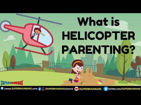 Do Helicopter Parents Help or Hurt Children