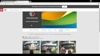 Tutoriál - Nejde odpovědět na komentář na Youtube - jak opravit