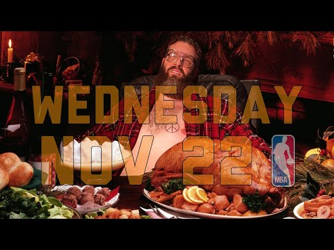 NBA Daily Show: Thanksgiving Episode - The Starters