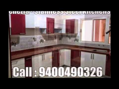 Low Cost Kitchen Interior Designs Bangalore Call 9449667252 Youtube