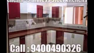 Modern Kitchen Interior Designs Bangalorecall -9449667252