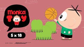 Mônica Toy | Pet Peludão (T05E18)