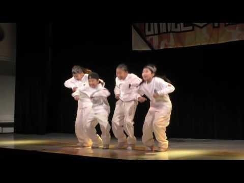 PANGAEA / ZERO CONTEST 2016 TOKYO#2 DANCE...