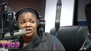 Mo\'Nique Explains The \'Empire\' Situation And Her Thoughts On Taraji P. Henson As Cookie
