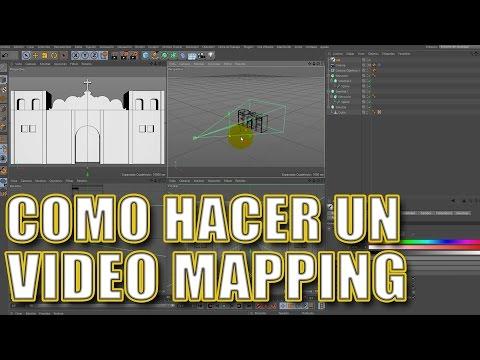 COMO HACER UN VIDEOMAPPING parte 2