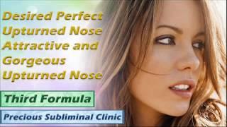 Get Slim Upturned Nose - 3rd Formula [Affirmation Frequency] - INSTANT RESULTS