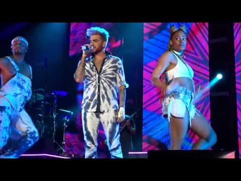 Adam Lambert - The Light/The Original High (Live in Vienna)