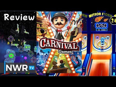 Carnival Games (Switch) Review