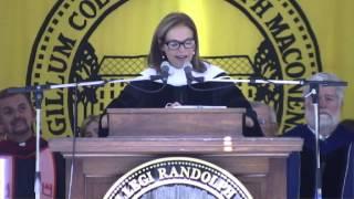 2013 R-MC Commencement Ceremony - Katie Couric Commencement Speaker
