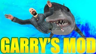 Gmod PAPA ACACHALLA Vacation Roleplay Map! (WITH SHARKS!!!!)
