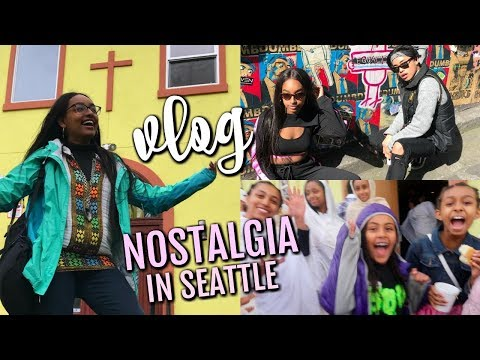 Emotional Moments, My Childhood Church, & My Friends Try Injera!