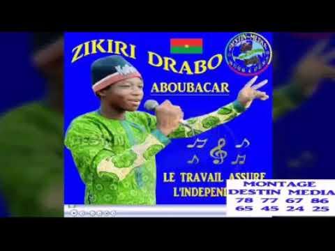 ZIKIRI ABOUBACAR DRABO Titre BURKINA FASO NOVEMBRE 2019