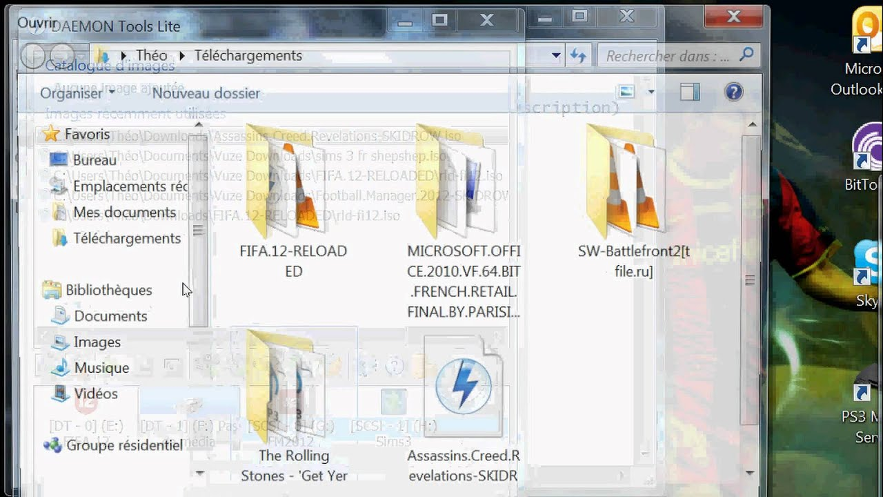 Tuto t l charger et installer gratuitement assassin creed - Telecharger daemon tools lite gratuit francais ...