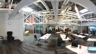 360 VR Tour of YouTube Space LA