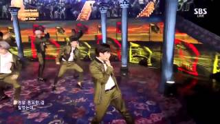 Video HD 140831 Super Junior   MAMACITA @ Inkigayo Live download MP3, 3GP, MP4, WEBM, AVI, FLV November 2017