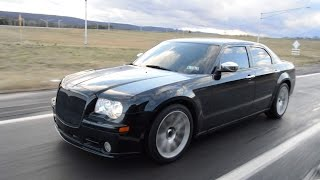 2007 Chrysler 300 SRT8 Review! Comfort and Speed?