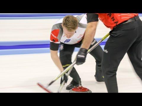 CURLING: CAN-DEN World Men's Chp 2016 - Gold