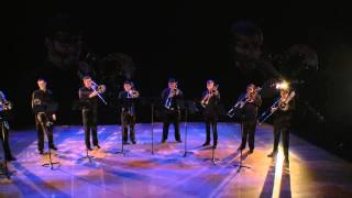 Bach Passacaglia in C Minor for 8 Trombones