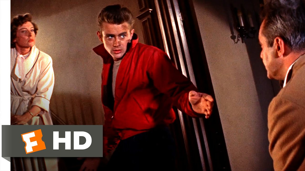 bf3aed7ec53 Rebel Without a Cause (1955) - Stand Up For Me! Scene (8 10 ...