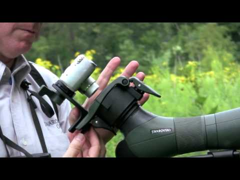 Digiscoping with Swarovski ATM/STM or ATS/STS Spotting Scopes