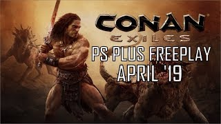 PS Plus FreePlay - Conan Exiles