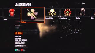 Black Ops 2 Modded Zombie Stats & Master Prestige Hack w/ Unlock All, Diamond Weapons & MORE!
