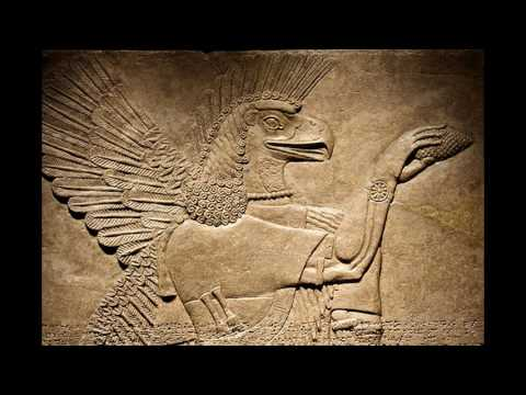 Sumerian Tree of Life link to Rh Negative Blood origin