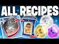 Destiny 2 - Complete Guide On All Recipes & Ingredients! - The Dawning