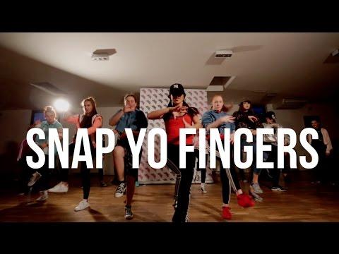 Snap Yo Fingers | Lil Jon | Anett Dukai Dance Choreography |BRONSIS