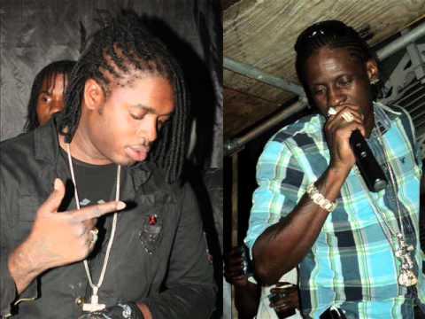 Aidonia Ft Jah Vinci - Badmind Cyah Stop We [September 2011] Notnice Records/Corey Todd