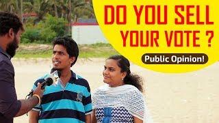 Kanyakumari On Selling Votes  - Public Opinion  | Excuse ME #2 | Kanyakumari Memes