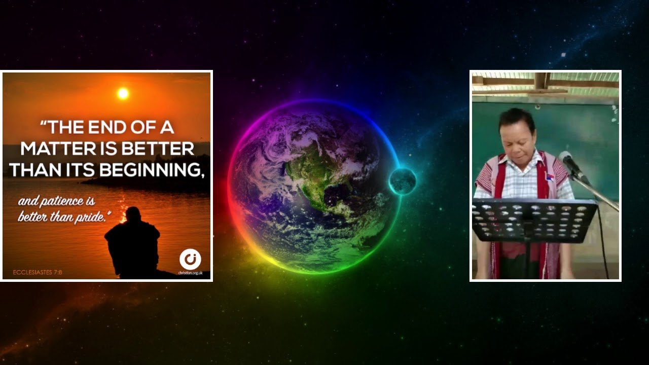 Download The End is better than the Beginning by Pastor Ler Htoo