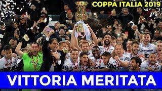 Vittoria meritata ► atalanta - lazio 0-2 [finale coppa italia 2019]